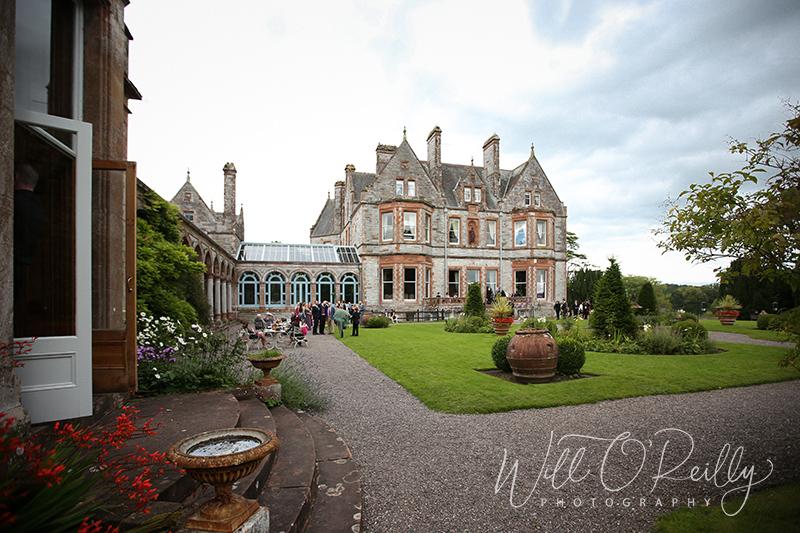 Castle Leslie Wedding Ireland