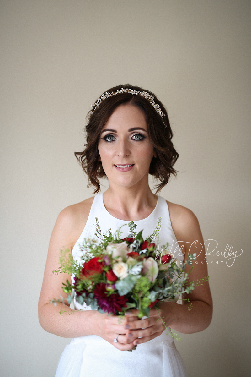 Wedding Bride Portrait