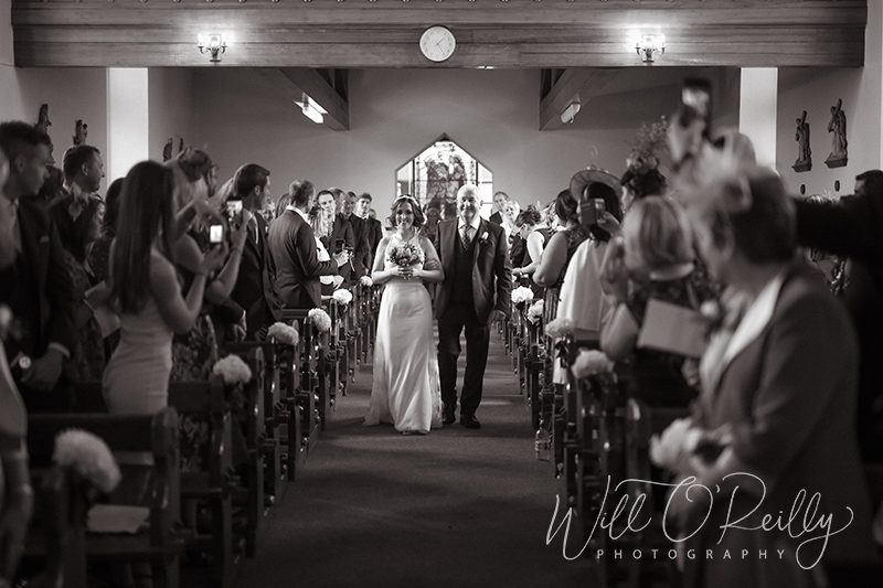 Cappamore Church Wedding