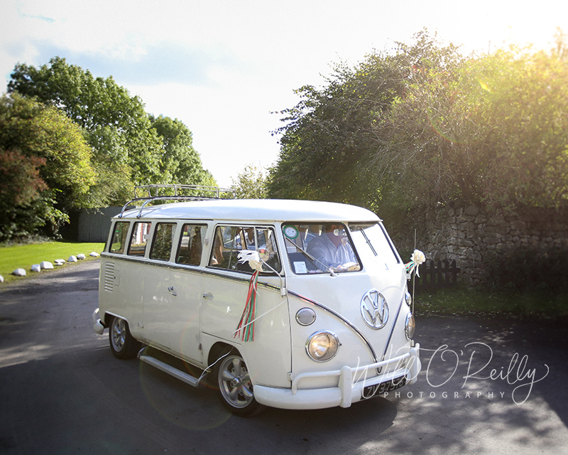 Volks Wedding Van
