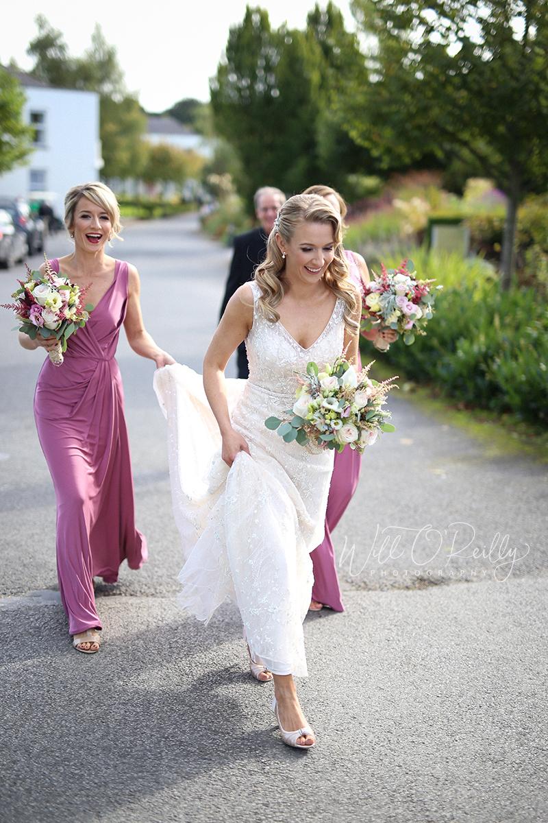 Wedding photographer Tulfarris Hotel