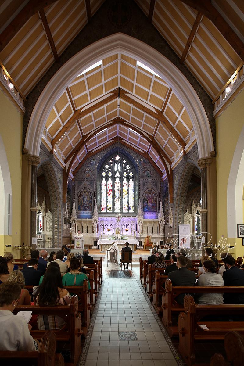 St Mary's Church Listowel Wedding