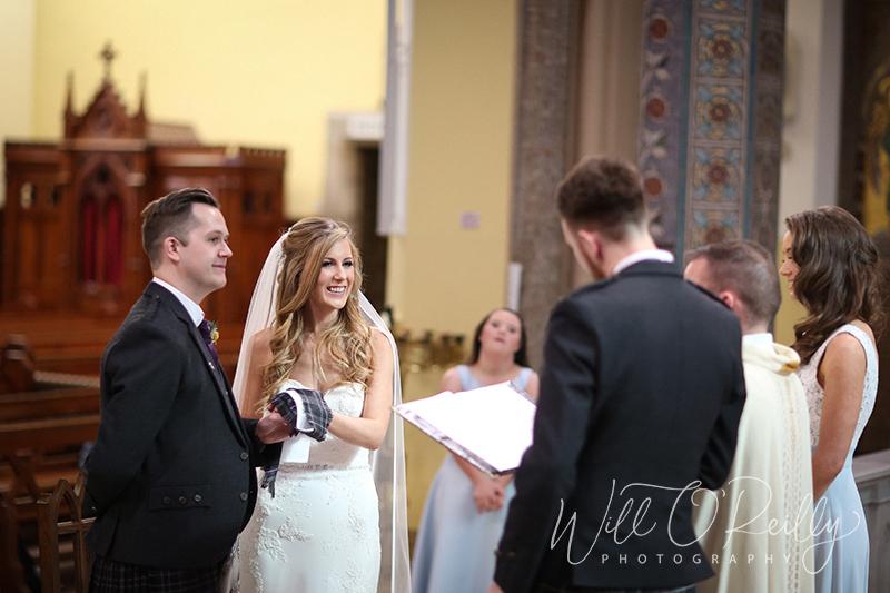 St Mary's Church Listowel Wedding Photographer