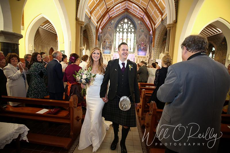 St Mary's Church Listowel Wedding Photographers