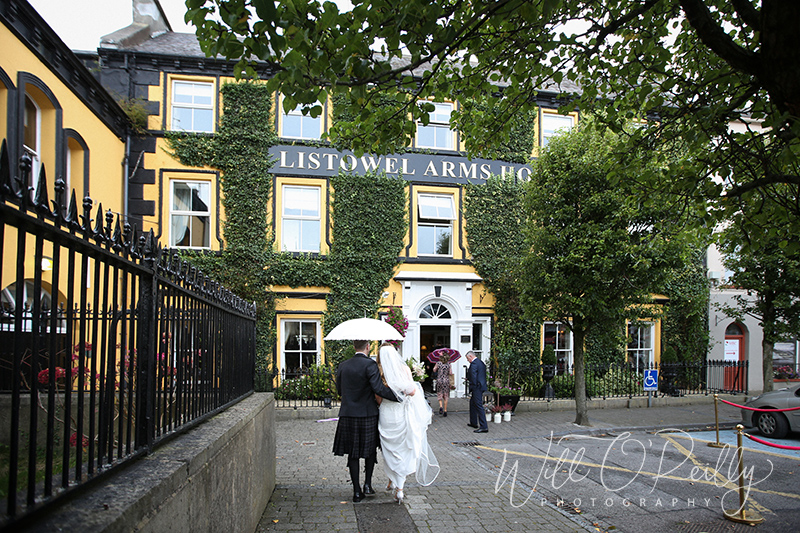 Listowel Arms Hotel Wedding Photographer