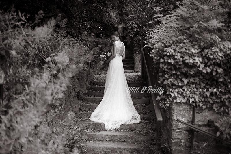 Barnabrow House Wedding Photos – Gesine & Colin