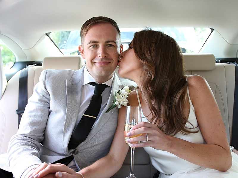 Marco Pierre Whites Wedding Photos – Sarah & Richie
