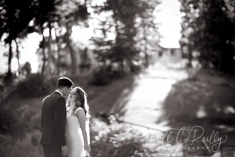 Druids Glen Wedding Photos – Amy & Rob