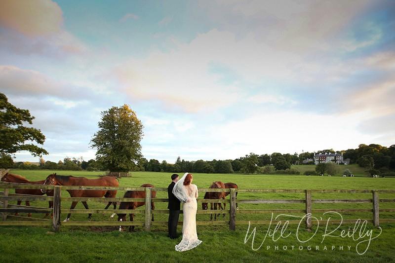 Mount Juliet Estate Wedding Photos – Caroline & Graham