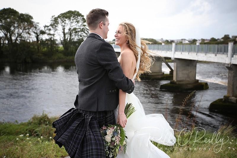 Listowel Arms Hotel Wedding Photos – Sinead & Craig